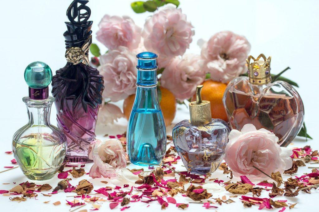 Lawenda w perfumach